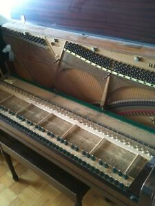 Piano Piano Piano AAA Accordage 514 206-0449 tuner tuning West Island Greater Montréal image 2