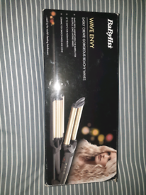 Babyliss wave envy in box