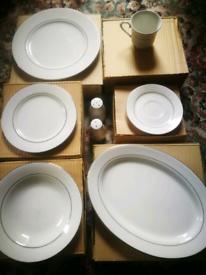 Dinner and breakfast set