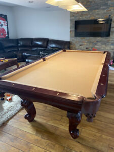 Pool Ball Table