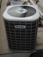 Central A/C unit, Sears model, 2 and a half ton capacity.