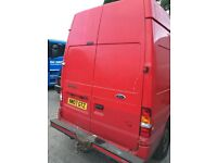 Transit mk7 (fits mk6 aswel) hight top rear doors