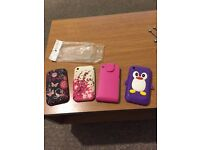 4 iPhone 3 cases for sale