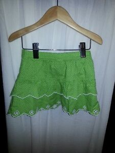 Like New Designer 18mth-2T Girls Janie & Jack Skirt