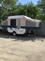 2012 Coachman Clipper 106