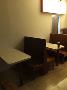 Snack Bar Booths/Tables and kitchen equipment St. John's Newfoundland image 3