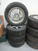 4 Goodyear Assurance Tires and Rims $500.00 obo