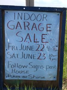 Garage Sale,Indoor