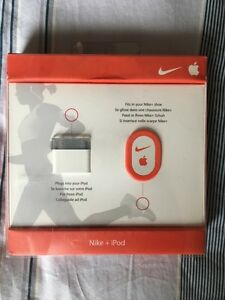 NIKE + Step counter