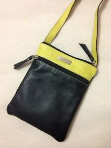 Leather purse - brand new