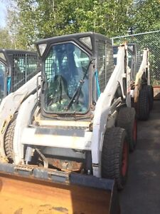 2004 bobcat s185 single speed