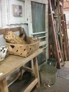 Ladders, tables doors, barn boards and 600 booths to explore  Cambridge Kitchener Area image 8