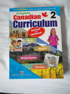 COMPLETE CANADIAN CURRICULUM GRADE 2 WORKBOOK. BRAND NEW!!