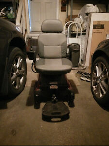 Quickie P-11 Electric Wheelchair