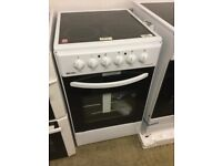 Bexel white Electric Cooker Slim just 50cm Wide,