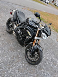 Speed triple 2014