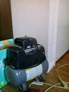 Two gallon air compresser forsale