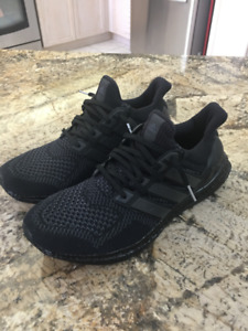 80ec8d8b3 ADIDAS ULTRA BOOST 1.0 CORE BLACK (TRIPLE BLACK CUSTOM)SIZE 11.5