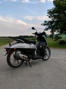 2010 Benelli Pepe Scooter