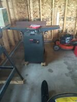 "Craftsman 6 1/8"" jointer/planer"