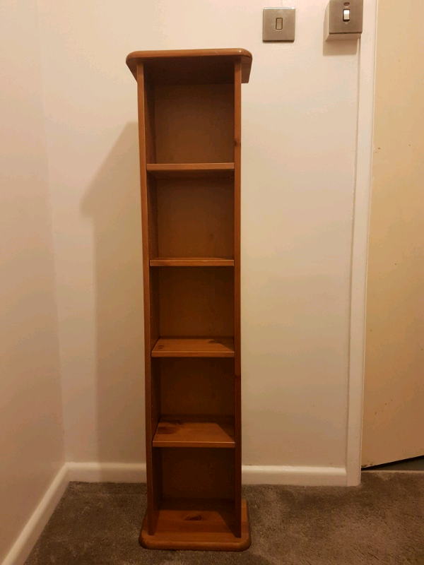 Solid Pine Dvd Cd Shelves In Martham Norfolk Gumtree
