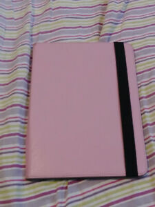 Pink Tablet Case (Never Used)