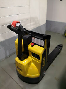 Power Pallet, Pallet Mover, Toronto,