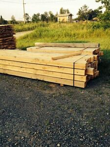6 x 6 Rough Hemlock for Sale