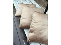 Heal's Pure Silk Cushions