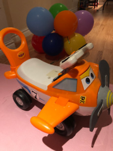 Riding toy for toddlers