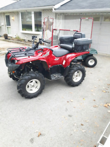 2009 700 grizzly