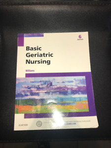 1st & 2nd Year Practical Nurse Textbooks For Sale