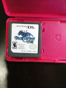 Blue dragon plus for nintendo ds and case