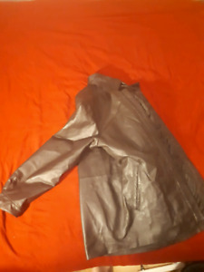 Leather Retreat Thinsulate Jacket Sz 38-40 (XL)