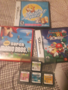 Ds r4 card and games