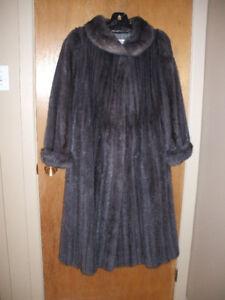 Manteau de Vison pour Femme