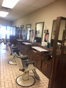 Salon chairs and furniture for sale