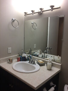Short term furnished apartment in Woodcroft building
