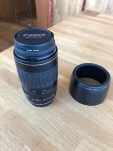 Objectif photo Canon Ultrasonic 100-300mm