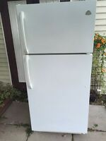 White Weston fridge
