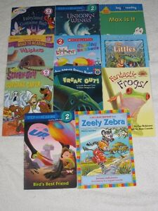 EARLY READERS - LEVEL 2 - CHILDRENS BOOKS - **SPECIAL SALE**