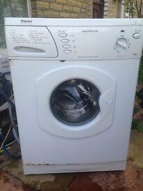 Spare and repair washing machine