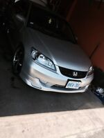 RARE 2005 CIVIC REVERB COUPE!! RIMS FACTORY LIP KIT AND MORE!!