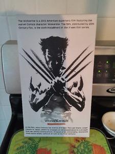 "Wolverine X-MAN 12"" Figure Hero logan Crazy Toys PVC Action Figu"