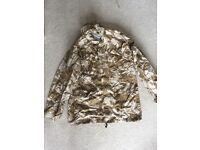 British Army desert smock/jacket