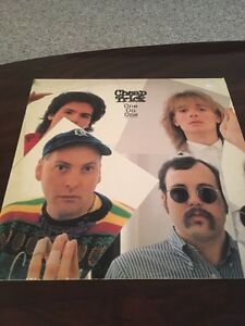 Cheap Trick One On One Record Vinyl LP