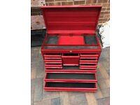 Talco metal toolbox