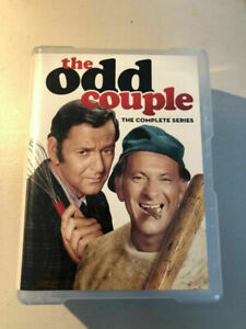 Odd Couple The Complete Series 20 DVD SET TV All Episodes