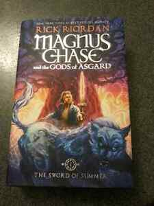 Magnus Chase -  The Sword of Summer