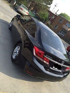 2013 Honda Civic LX with Mags **Low Mileage **